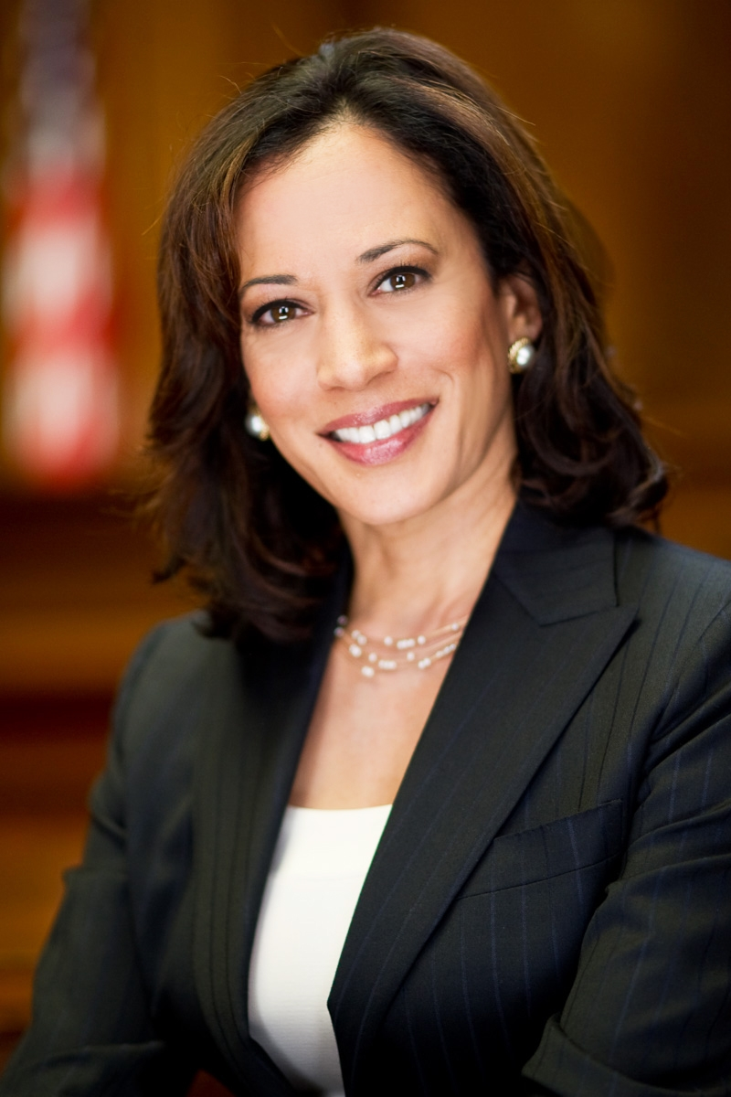 California Attorney General Kamala Harris is one of only two Black women elected statewide in the nation, but is now on the cusp of making history as she runs to be the first Black woman elected to the U.S. Senate in nearly 20 years and only the second Black woman to be elected to the Senate ever. The daughter of Jamaican and Indian immigrants, this Howard University graduate has made a habit out of doing what has never been done before. As the 32nd Attorney General of the State of California, Harris became the first woman, the first African American, and the first South Asian to hold the office. Now she looks to make history again.