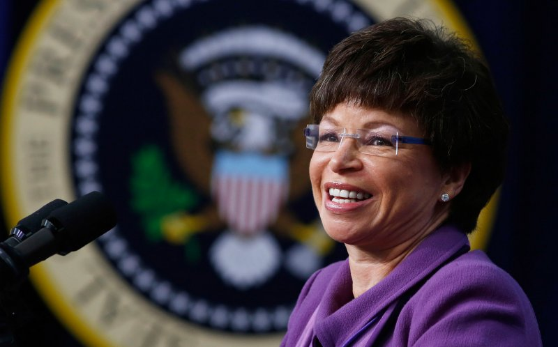 The right-hand woman to the President of the United States, Senior Advisor to President Barack Obama, and and Chair of the White House Council on Women and Girls, Valerie Jarrett is the ultimate White House Insider. Shifting from her role as long-time mentor to the Obamas to the President's most trusted advisor in the Oval Office, Valerie Jarrett impacts issues as wide-ranging as business and the economy to combatting sexual assault on college campuses.