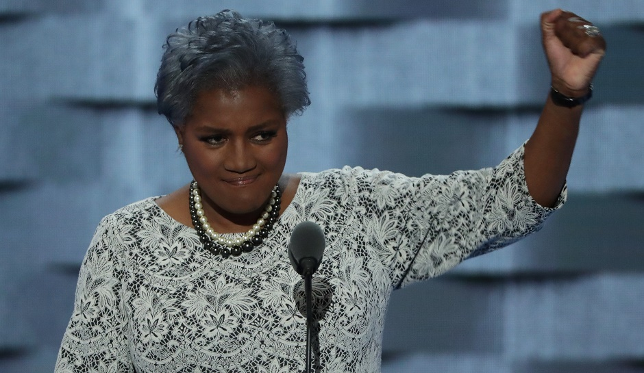 When the Democratic Convention was threatened with controversy and chaos, it was Donna Brazile who stepped in to bring order and restore trust to both the convention and the Democratic National Committee in the face of unprecedented cyber-attacks. Brazile currently serves as the Interim Chair of the Democratic National Committee. A long-time political insider, she was the first Black woman to chair a presidential campaign—that of Vice President Al Gore. Author, adjunct professor, and media commentator, Brazile continues her decades-long contributions, impacting both policy and politics at the highest levels.