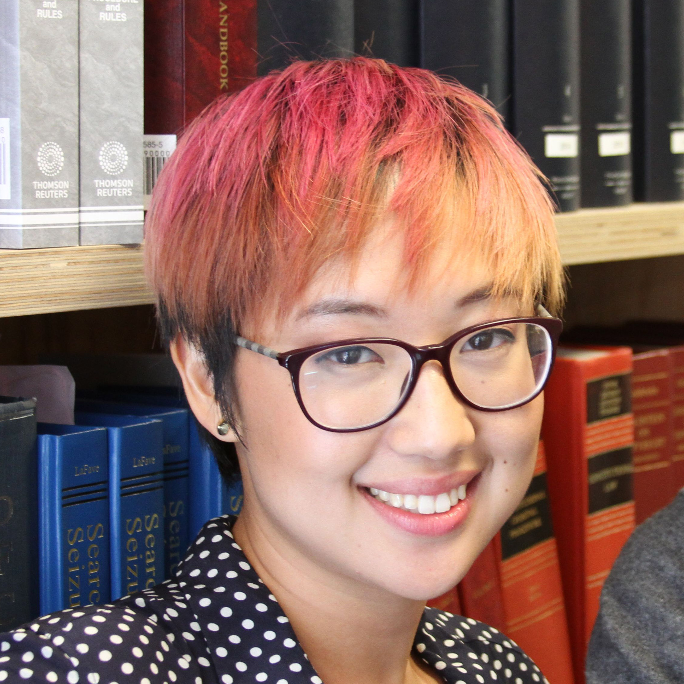"Sarah Jeong, 28, is a journalist and lawyer who writes about policy, law, and tech for multiple publications including Motherboard and Vice Media. Jeong is also the author of ""The Internet of Garbage,""  has edited the Harvard Journal of Law & Gender."