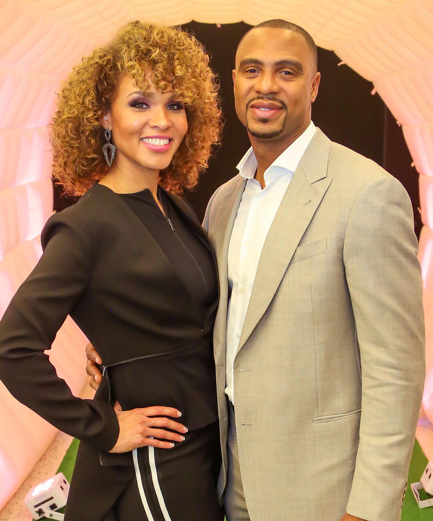 Dr. Heather Brown has made a name for herself through her successful and high-profile dental practice. Her husband Eric is a former NFL player and Super Bowl champion currently serving as an ambassador for the Houston Texans. Together, this powerful duo sets the bar high in grace, style and excellence.