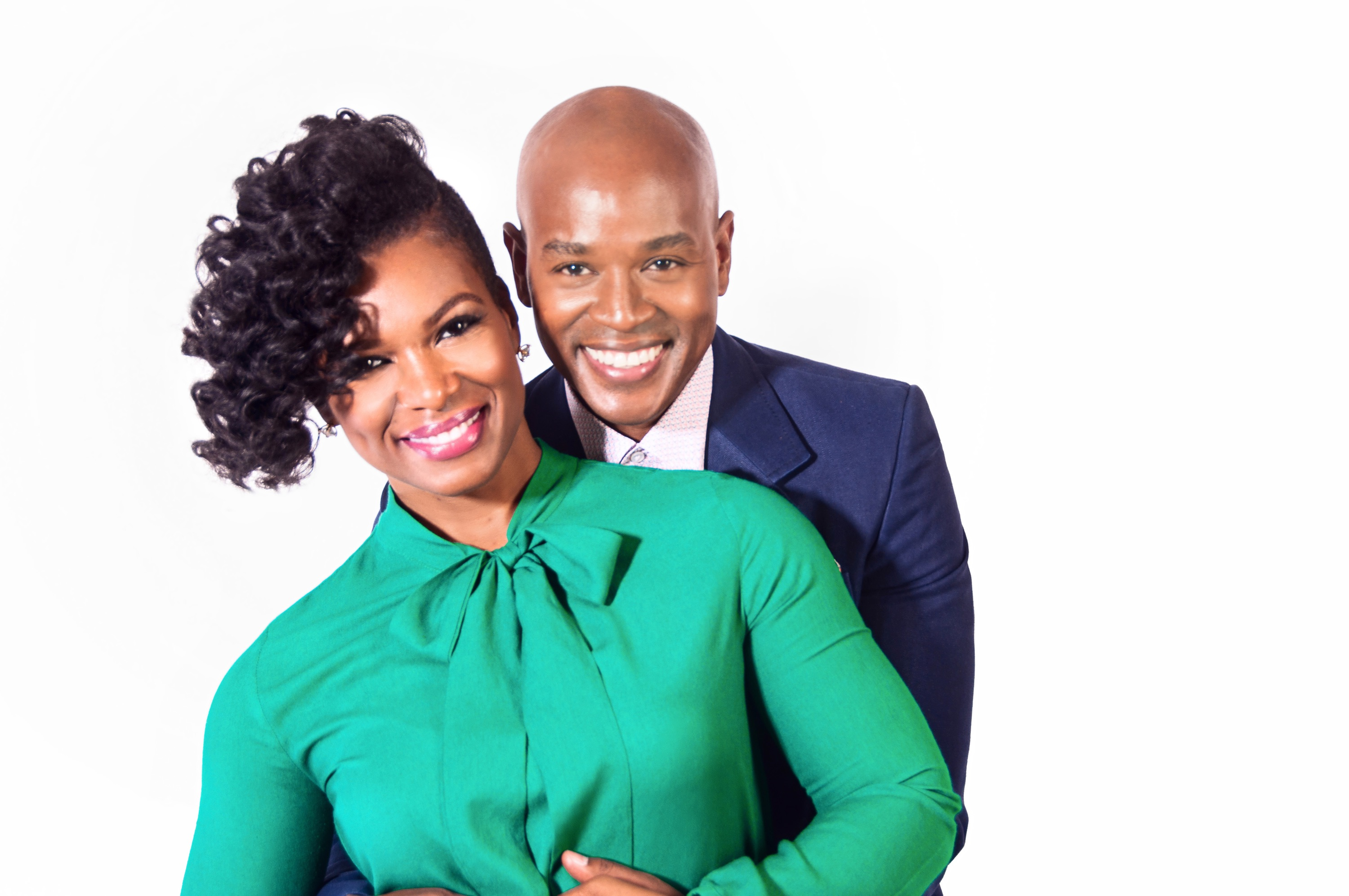 Terrance and Torsha Johnson are the husband and wife team leading Higher Dimension Church. Married for over 20 years, the pastor and first lady, along with the church's 12,000 members, promote healthy relationships through The Answer Movement, an initiative that brings together well-known couples and singles to share insights on marriage and dating.