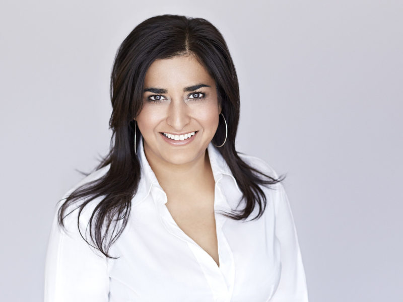 Roma Khanna, CEO of Revolt Media and TV (PRNewsfoto/REVOLT TV)