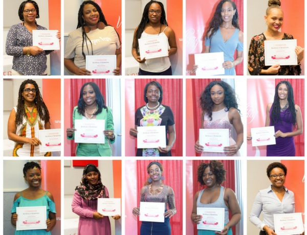 Moms Who Hustle Recap Collage