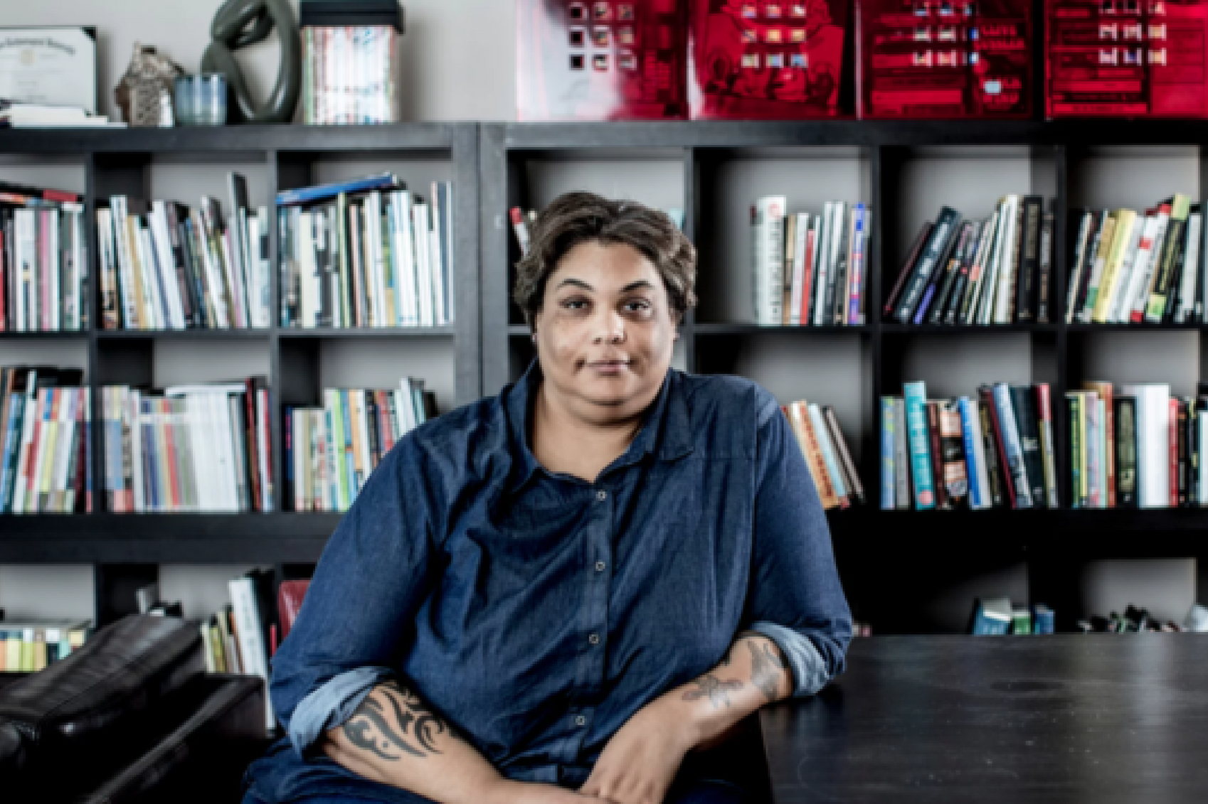 "Roxane Gay is an educator and award-winning writer. Gay has uses her platform to be a voice for the often overlooked intersection of queer black women. Her 2014 New York Times Bestseller ""Bad Feminist"" is a collection of essays in which Gay explores her personal brand of feminism. This, as well as her cultural commentary The New York Times and work on Marvel's ""World of Wakanda"" have given Gay the reputation of being a writer with a lot to say and colorful way of saying it."