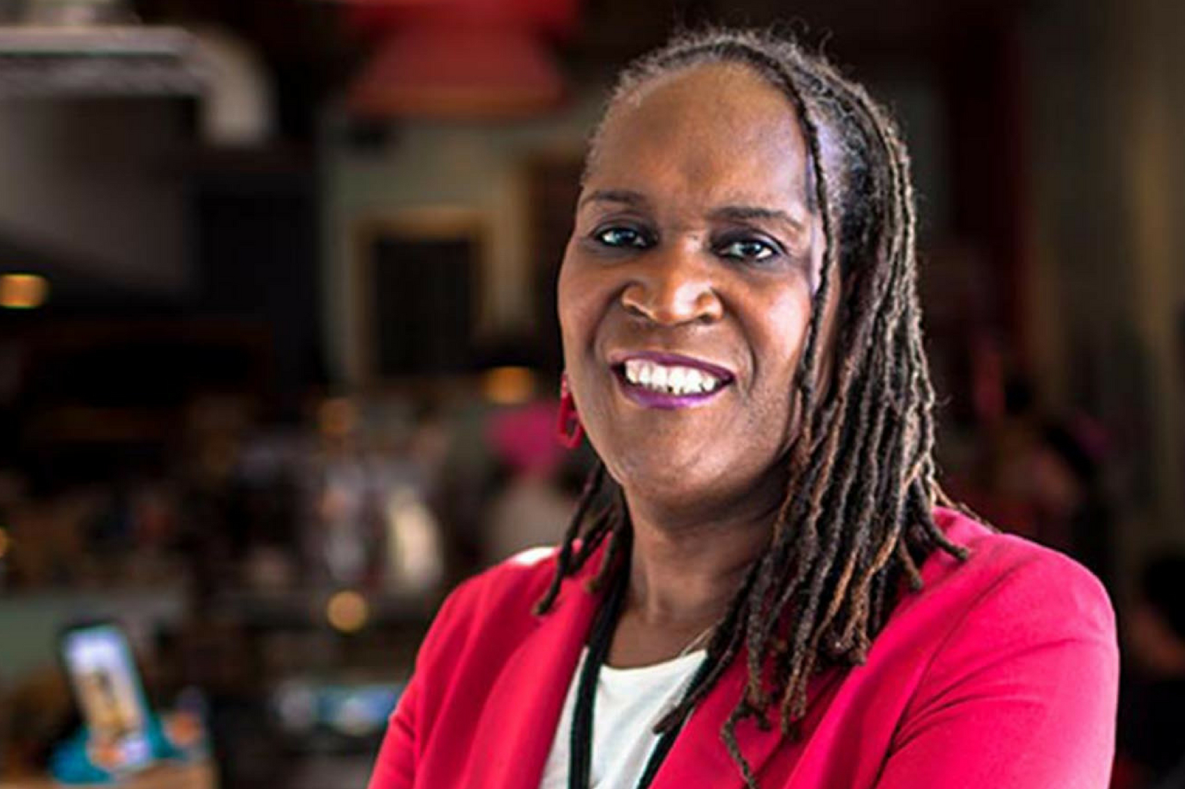 Andrea Jenkins is the first openly transgender black woman to be elected into U.S. office. Jenkins won this title in November 2017 when she was elected to Minneapolis City Council. Jenkins is a los a poet, activist and historial whose work tends to focus on civil engagement and social movements. One of her biggest projects thus far has been curating the Transgender Oral History Project at the University of Minnesota.